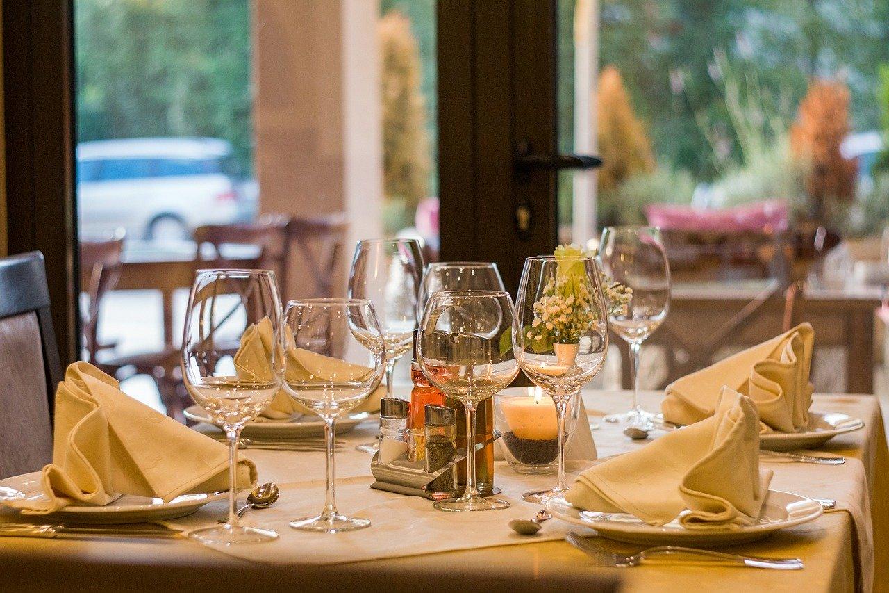 Das Restaurant Bon Amb in Javea